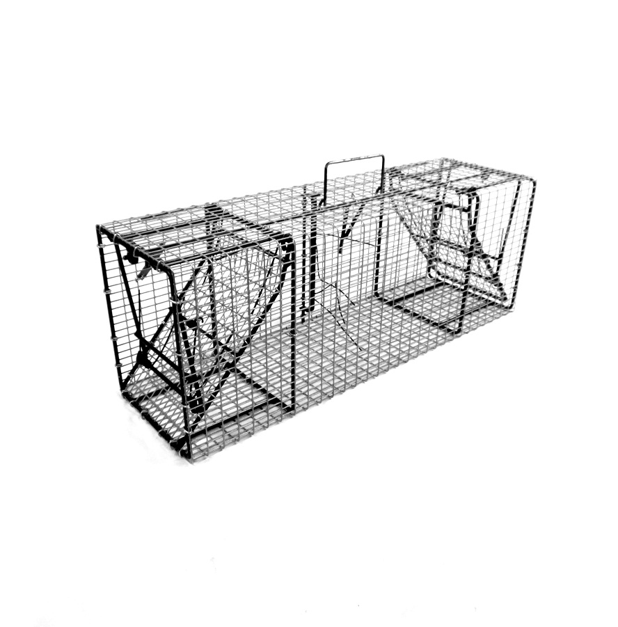 sc 1 st  Comstock Custom Cage & Comstock Double Door Trap - Comstock Custom Cages
